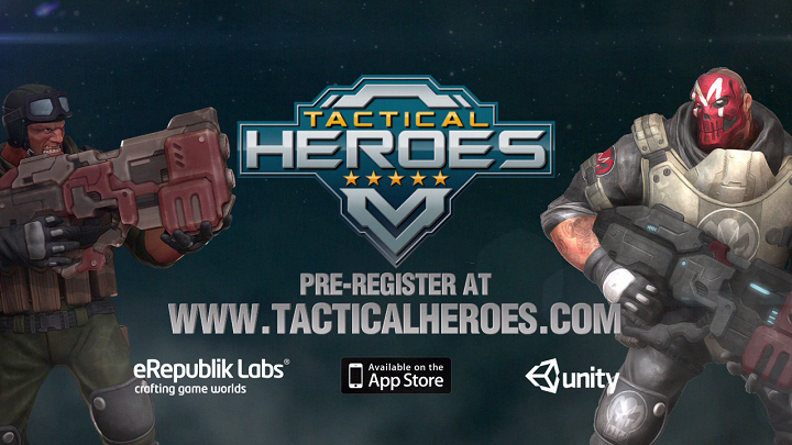 Tactical Heroes Trailer Released